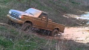 Ford Diesel Trucks Mudding - f250 mudding youtube
