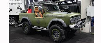 ford bronco jeep ten can u0027t miss exhibits at the 2016 los angeles auto show wheels ca