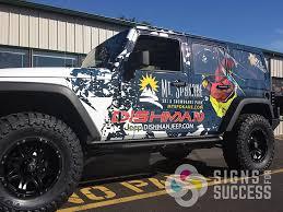 jeep vinyl wrap 3 vehicle graphics best practices signs for success