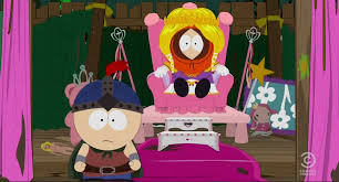 southpark black friday noticed a familiar crossover in tonight u0027s south park game of