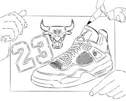 chicago bulls coloring pages eson me