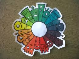color wheel lesson color theory mixing color all they get for