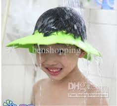 baby shower cap 2018 children shoo hat baby shower cap leaves shower cap