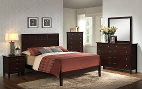 antique black bedroom group by lifestyle at furniture warehouse