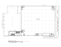 retail space floor plan harborview center rowe architects