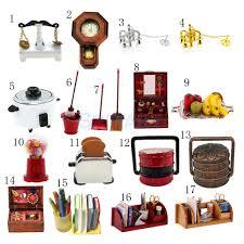 100 miniature dollhouse kitchen furniture 1446 best