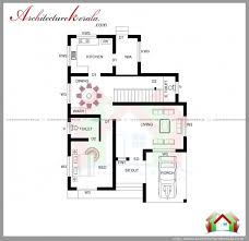 fascinating 1800 square feet house plan and elevation architecture