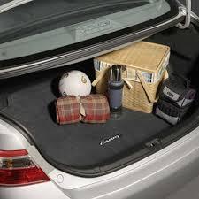 toyota camry trunk new 2007 2011 toyota camry hybrid trunk mat from brandsport auto