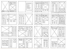 web layout grid template magazine layout and grid thumbnails layouts magazine layouts and