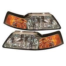 ebay mustang headlights left car truck headlights for ford mustang genuine oem ebay