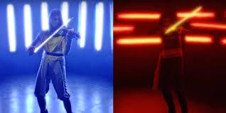 Star Wars Light Saver Violinist Plays Awesome U0027star Wars U0027 Medley With A Lightsaber Bow