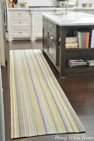 Striped Kitchen Rug Runner Striped Kitchen Rug Kitchen Design