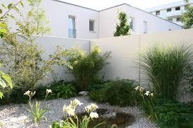 Gartengestaltung Mit Steinen Und Grsern Modern Moderner Garten Mit Gräsern Gartenplanung Renate Waas
