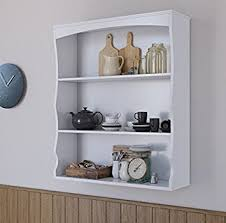 Wall Mounted Book Shelves by Wall Mounted Shelves Painted White 3 Book Shelves Ideal For Kids
