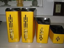 yellow kitchen canister set 392 best flour sugar coffee tea images on vintage