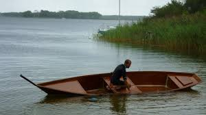 Free Wooden Boat Plans Skiff by How To Setup A Wooden Boat Buoyancy Test Diy Small Wooden Boat