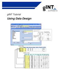 data design tutorial 8 databases relational database