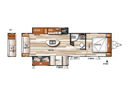 Salem Rv Floor Plans by 2018 Forest River Salem 27rei Greencastle Pa Rvtrader Com