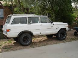 jeep station wagon lifted 1978 jeep wagoneer information and photos momentcar