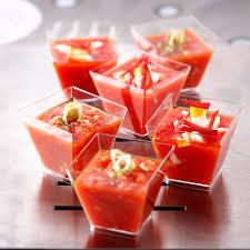 recette cuisine gaspacho espagnol gaspacho andalou recipe finger foods and smoothies