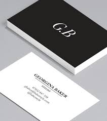 Great Business Card Designs Consideration In Designing A Great Business Card Design Templates
