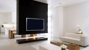 stunning 15 modern tv wall units with fireplace youtube