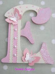Decorating Wooden Letters 115 Best Wooden Letters Decorated So Pretty Images On Pinterest