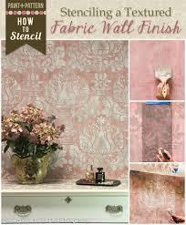 Bathroom Wall Stencil Ideas 298 Best Stencil The Walls Images On Pinterest Wall Stenciling