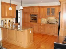 Kitchen Flooring Wood - download kitchen flooring ideas with oak cabinets gen4congress com