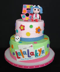 lalaloopsy birthday cake by connie1027 the blue haired lalaloopsy doll is the birthday