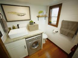 Spa Like Bathroom Ideas 8 Tiny House Bathrooms Packed With Style Hgtv U0027s Decorating