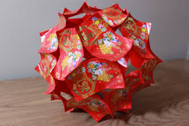 bells in spires tutorial how to make a lunar new year u0027s paper
