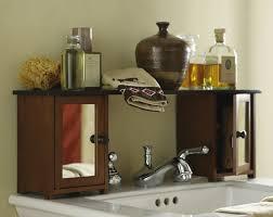 Bathroom Shelf Organizer by Bathroom Cabinets Over The Sink Www Islandbjj Us