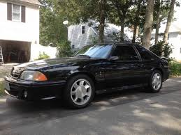 cobra mustang pictures 99 stock 1993 ford mustang cobra bring a trailer