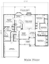Floor Plan With Dimensions House Floor Plans With Dimensions 153 1440 House Plan Revised