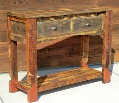 Rustic Accent Table Accent Furniture Rustic Old World Home Furnishings 2015