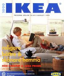 ikea magazine ikea catalog covers from 1951 2015