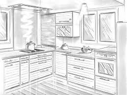 dessiner une chambre en perspective décoration cuisine perspective en l 39 avignon 08001650 simili