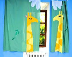 Teal Nursery Curtains Bedroom Boys Window Curtains Baby Boy Nursery Curtains Kids