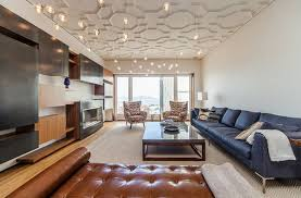 Stylish Ceiling Designs That Can Change The Look Of Your Home - Modern ceiling designs for living room