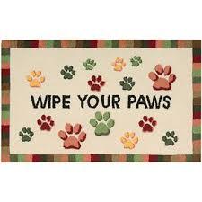 Welcome Mat Wipe Your Paws 33 Best Wipe Your Paws Doormat Images On Pinterest Doormat Door