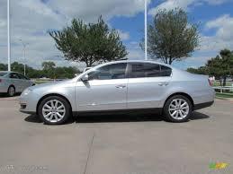 Reflex Silver Metallic 2006 Volkswagen Passat 3 6 Sedan Exterior