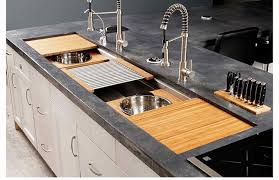 outdoor kitchen sink plumbing the 7 galley outdoor workstation affordable outdoor kitchens
