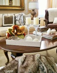 Glass Coffee Table Decor Nice Glass Coffee Table Decor With Coffee Table Decorating Tips