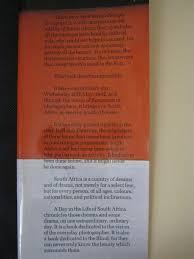 Be Blind For A Day Africana Books A Day In The Life Of South Africa Was Listed For