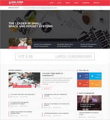 bootstrap themes free parallax 37 bootstrap blog themes templates free premium templates