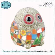 crafted wholesale owl garden ornaments and decorations