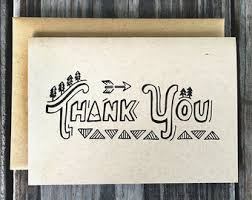 thank you cards bulk thank you cards etsy