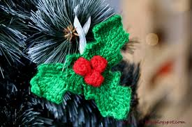 christmas decoration part ii c v e t u l k a knits