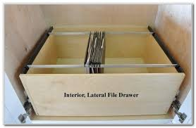 Lateral Filing Cabinet Rails Hon Lateral File Cabinet Rails F73 For Your Simple Home Decor